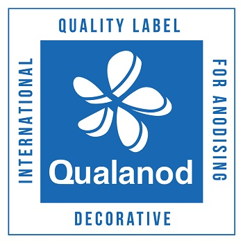 Qualanod Decoratief